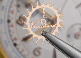 High precision Laser micro-cutting watchmaking